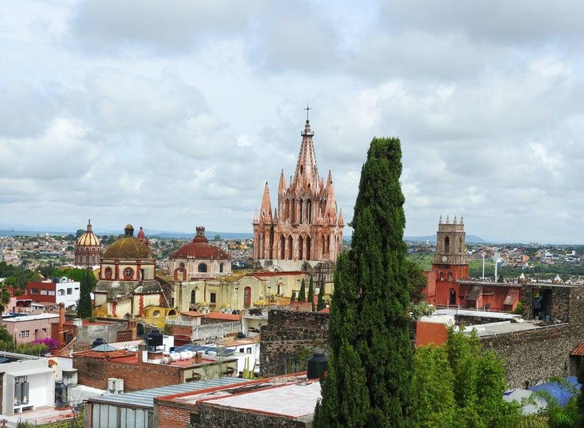 San Miguel de Allende is a jewel of a town
