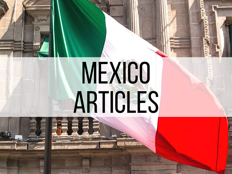 Mexico Travel Articles