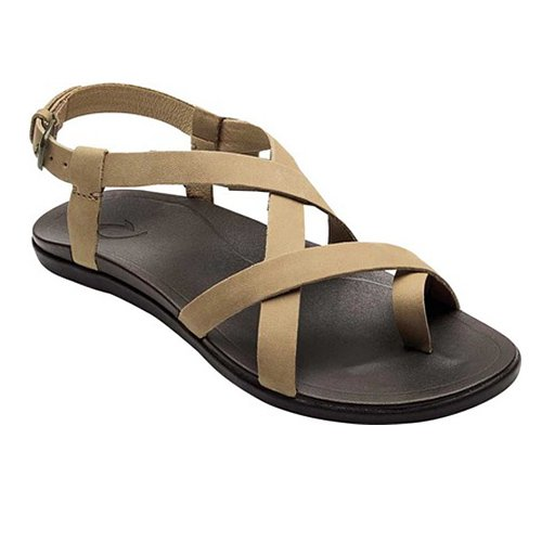 OluKai Women's Upena Gladiator Sandals are great casual walking sandals for ladies
