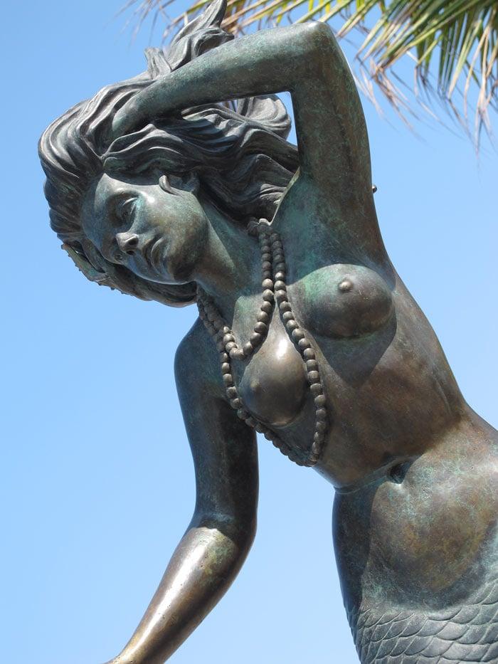 Puerto Vallarta Malecon sculpture