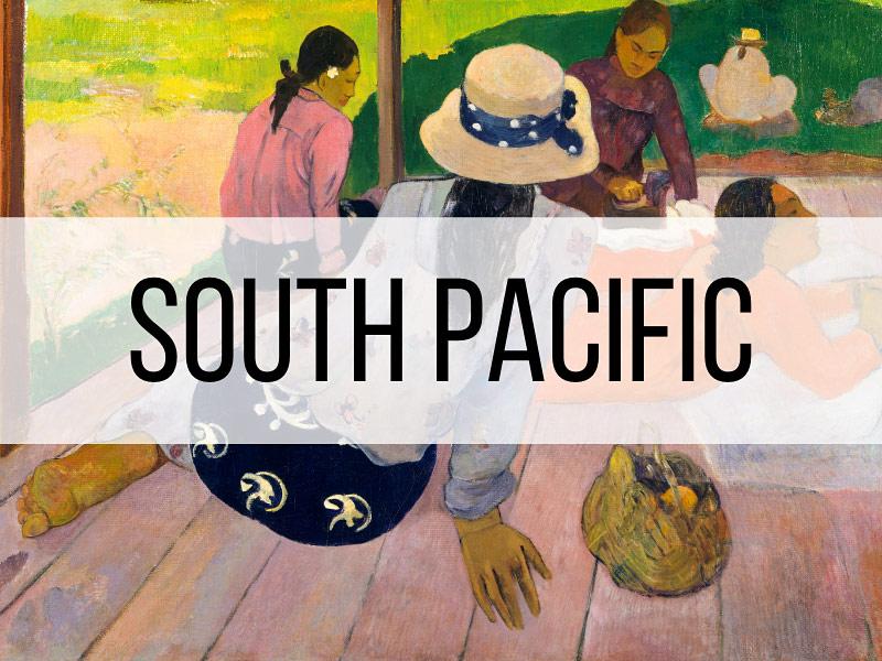 South Pacific Destination