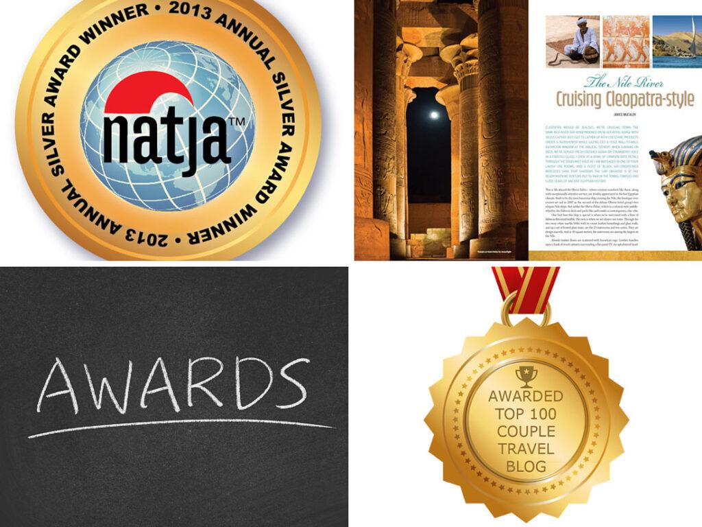 Travel Writing Awards