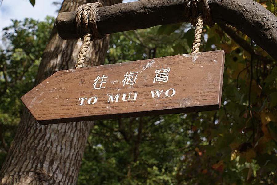 Hiking to Mui Wo