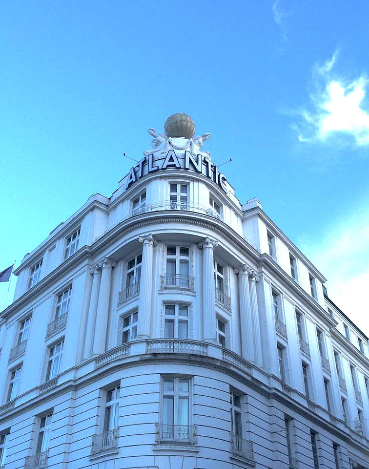 The iconic Hotel Atlantic is one of the best places to stay in Hamburg.