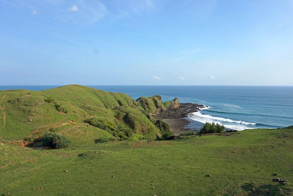 Bukit Merese Hills in Lombok