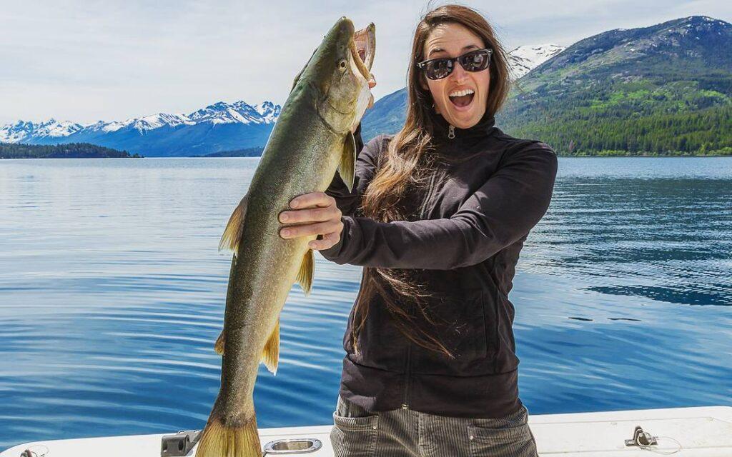 Fishing Chilko Experience