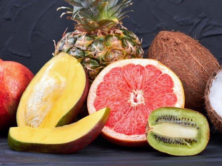 Fruit in Hawaii