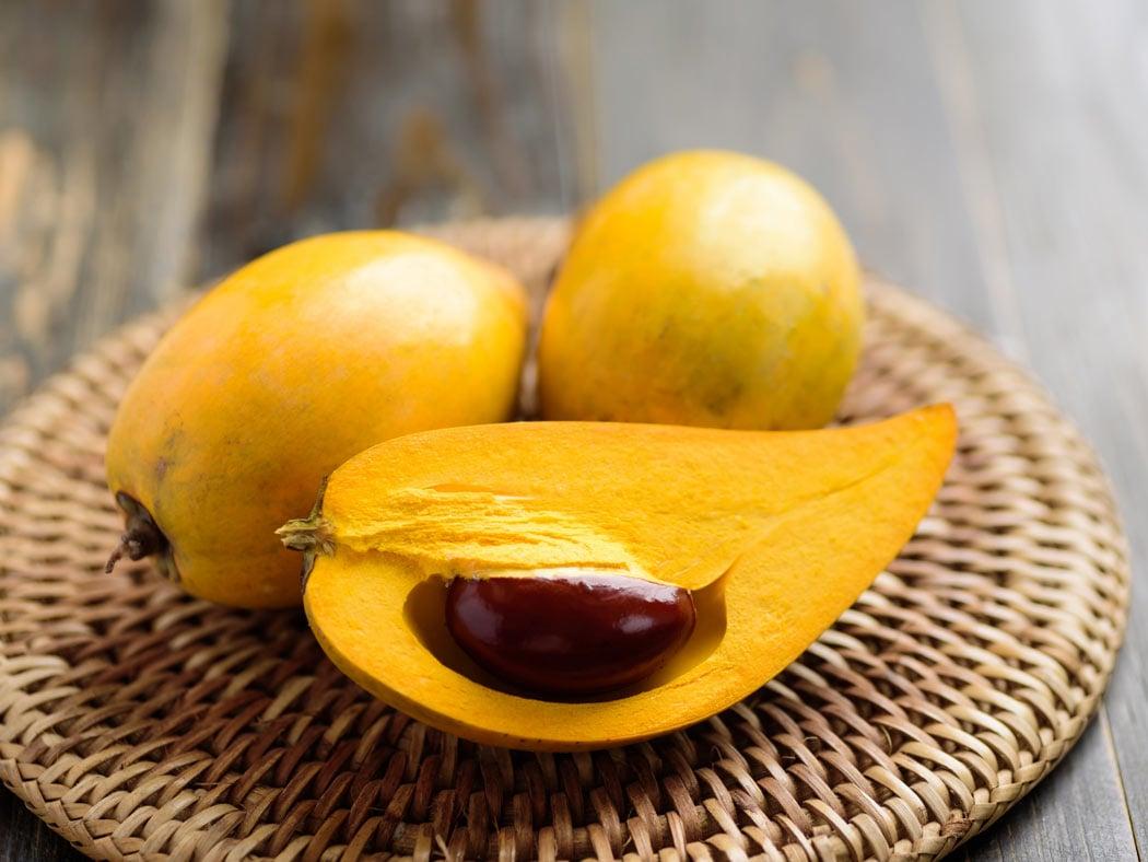 The Hawaiian fruit called egg fruit tastes like sweet potato or chestnuts