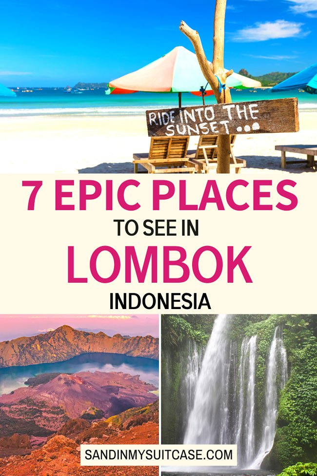 Top Lombok Attractions