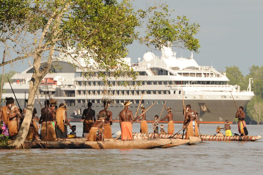 Ponant offers exotic cruise itineraries