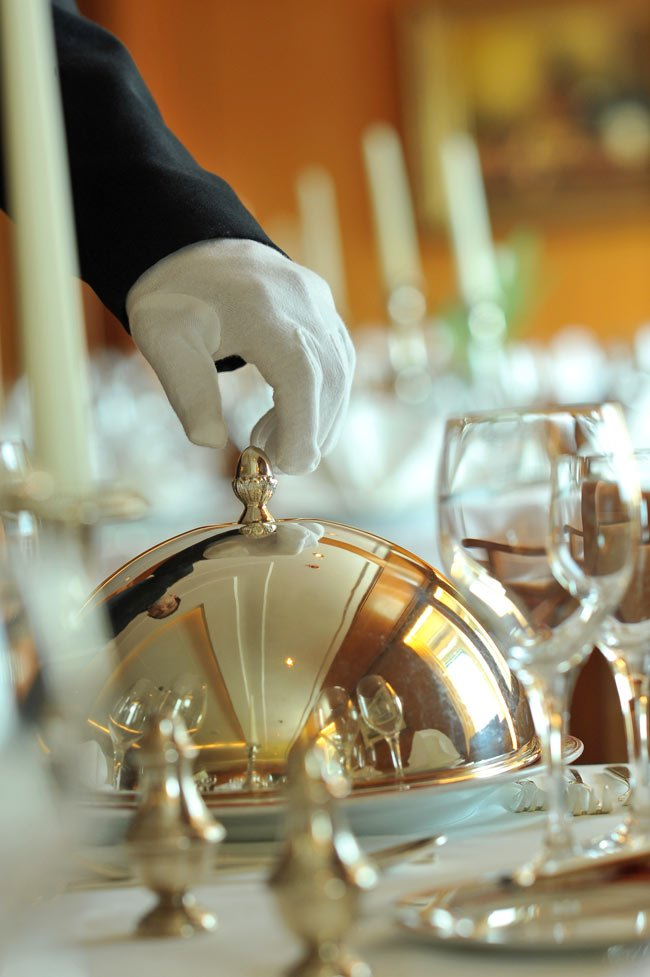 Dining is sophisticated and the food is exquisite on Ponant