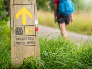Hiking the French Camino