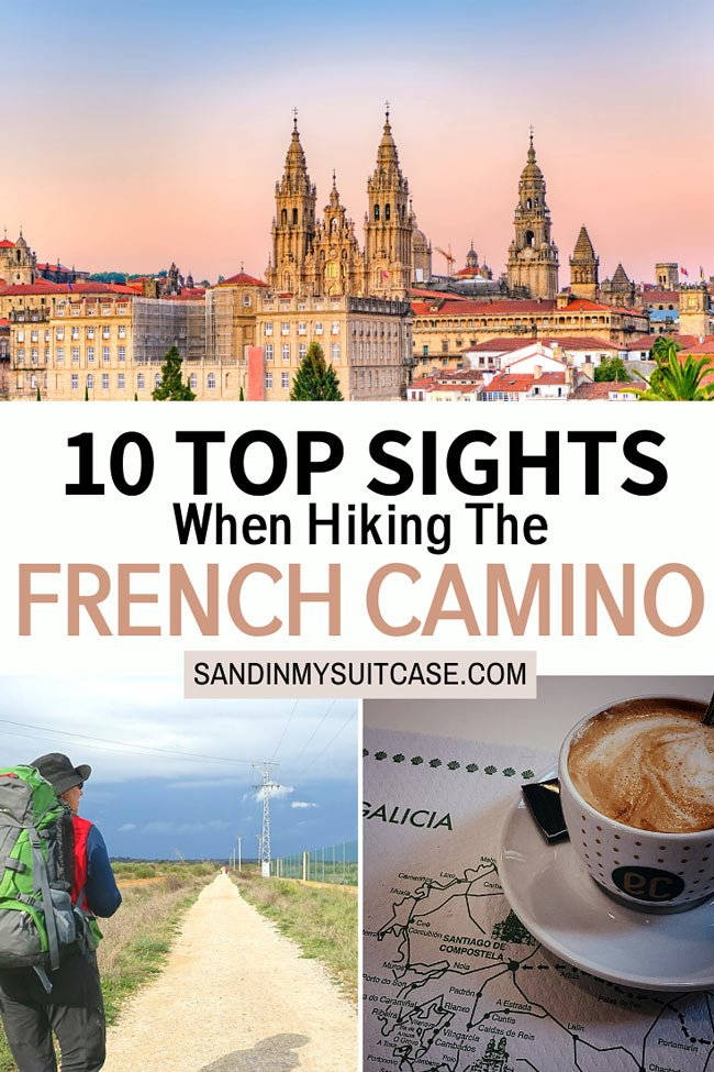 Top Things to See on the French Camino