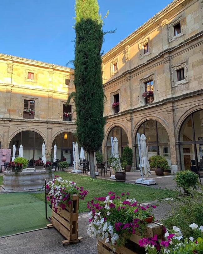Hotel Real Colegiata, Leon, Spain