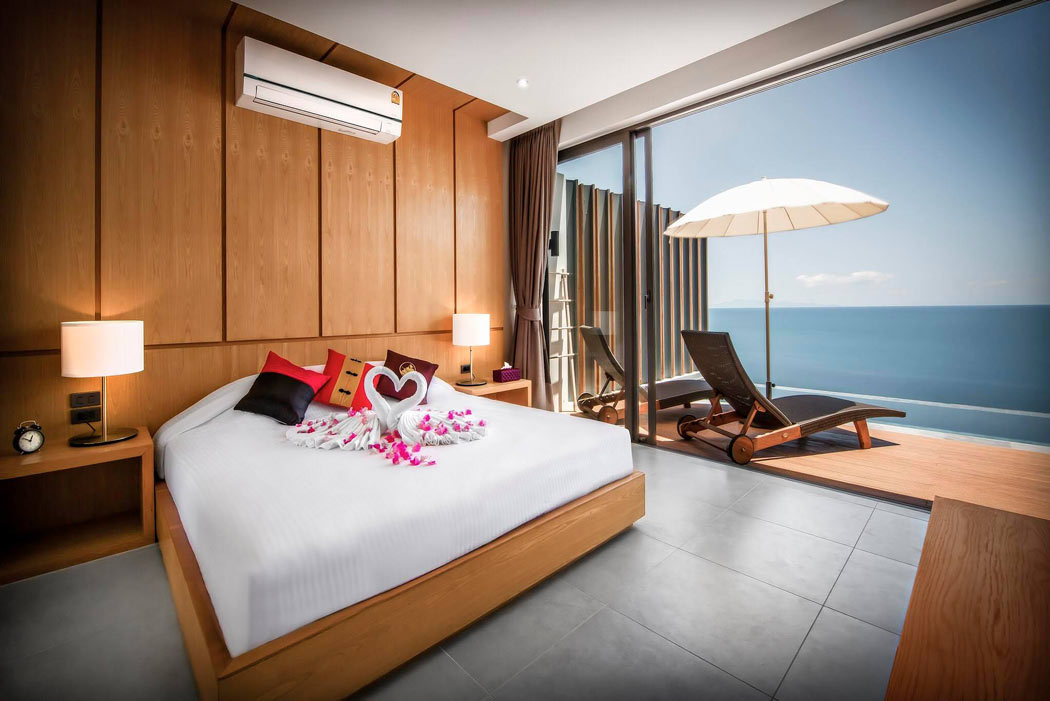 Jamahkiri Resort & Spa is one of the best places to stay in Koh Tao
