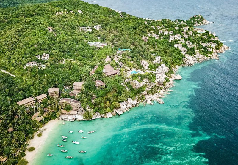 Jamahkiri Resort is one of the best places to stay in Koh Tao
