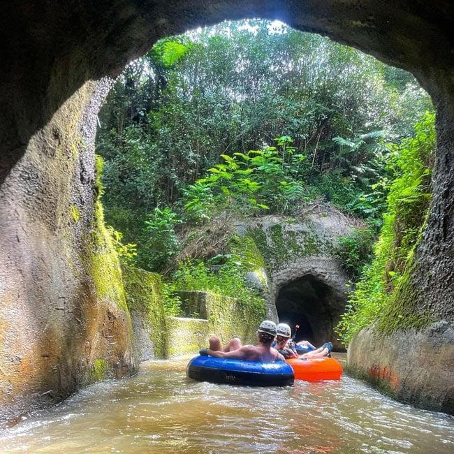 Tubing in Kauai