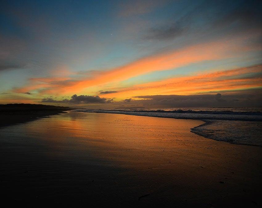 Kauai sunsets are quite magical