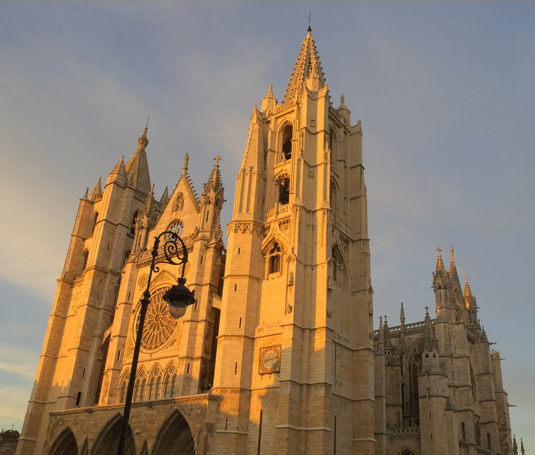 Leon Cathedral or House of Light