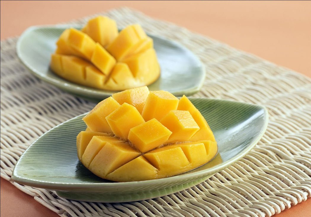 Mangos are some of the juiciest, sweetest Hawaiian fruits!