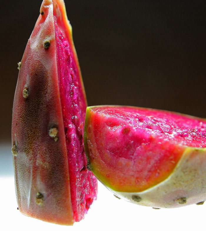 Mexican prickly pear fruit
