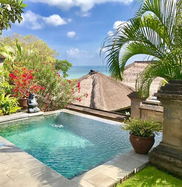 The Four Seasons Jimbaran Bay is one of the best Bali hotels