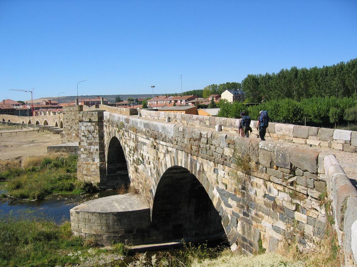 Bridge of Hospital de Orbigo