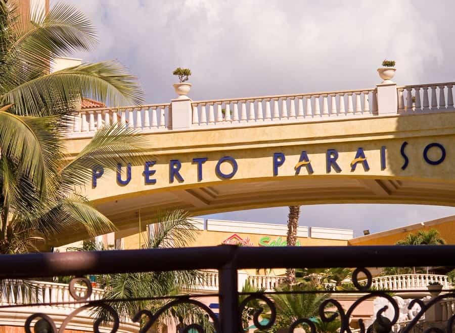 Puerto Paraiso Shopping Mall, Cabo San Lucas