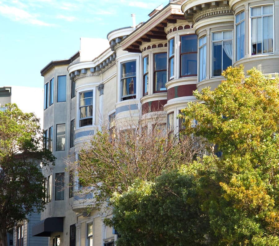 Homes in North Beach, one of the best San Francisco neighborhoods