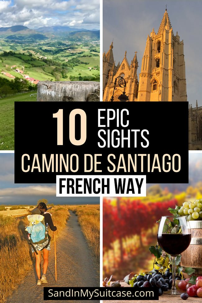 Walking the French Camino
