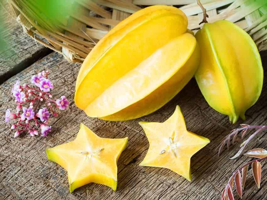 Star fruit in Hawaii