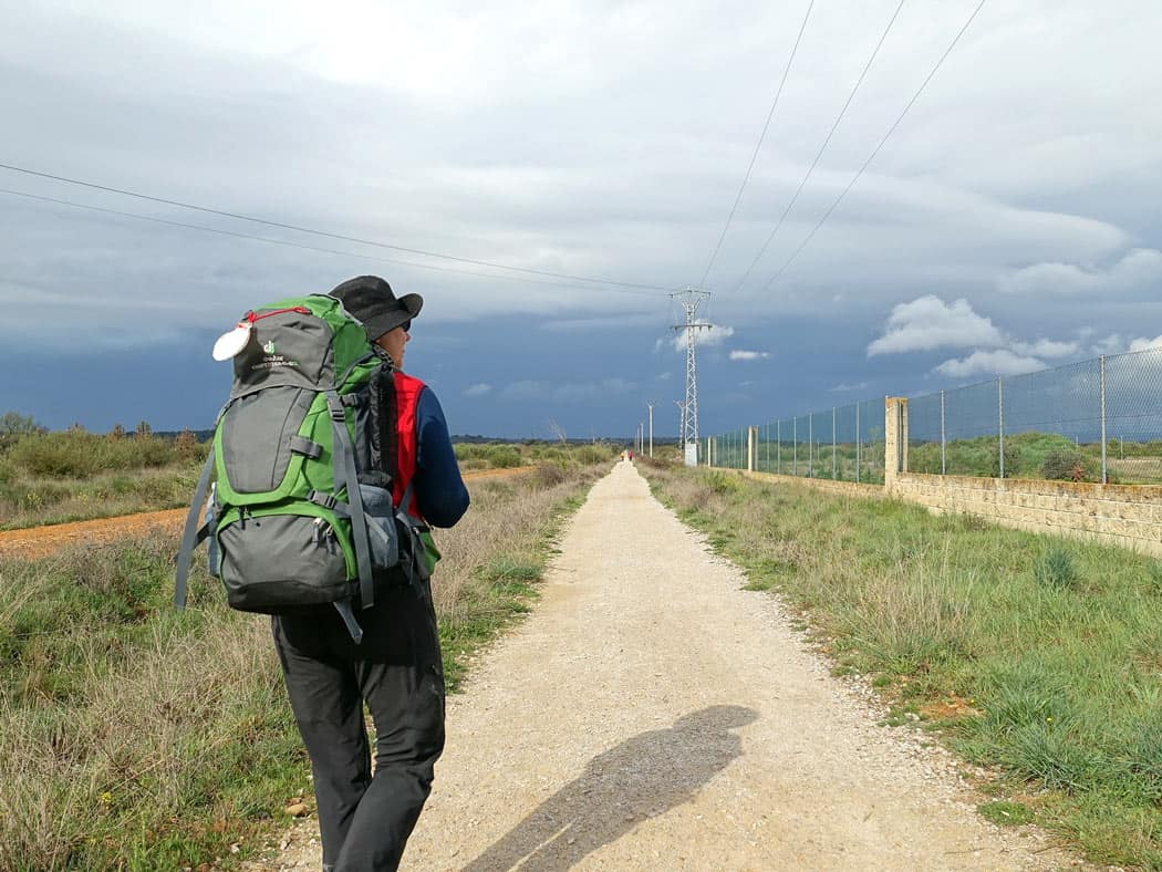 Walking the Way of St James