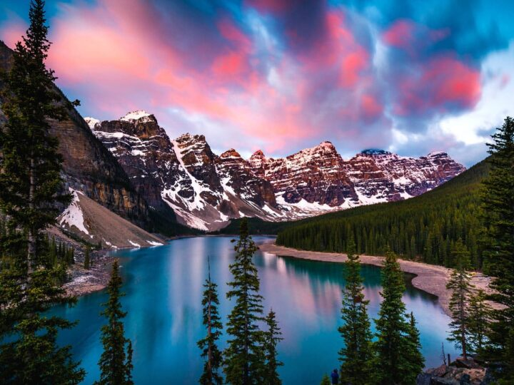 Beautiful Places in Canada