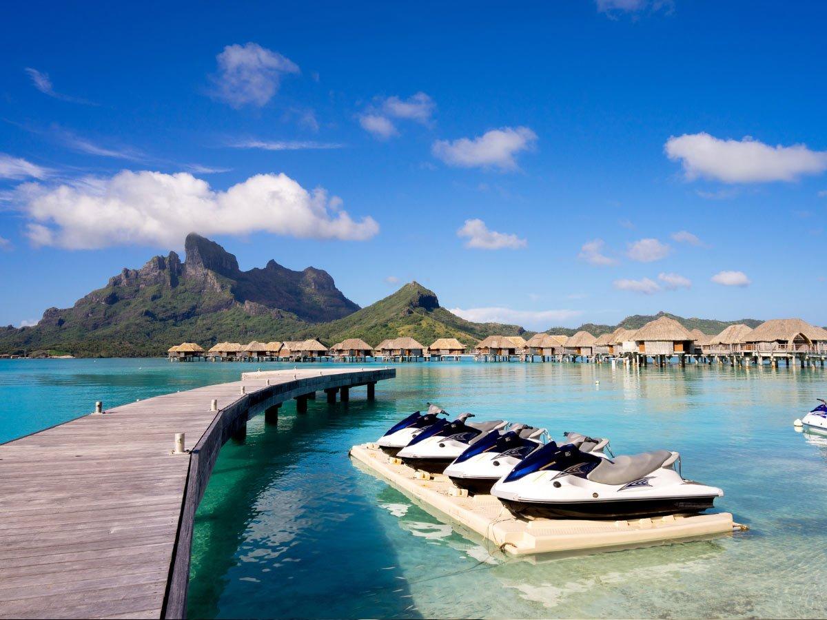 Bora Bora Jet Skis