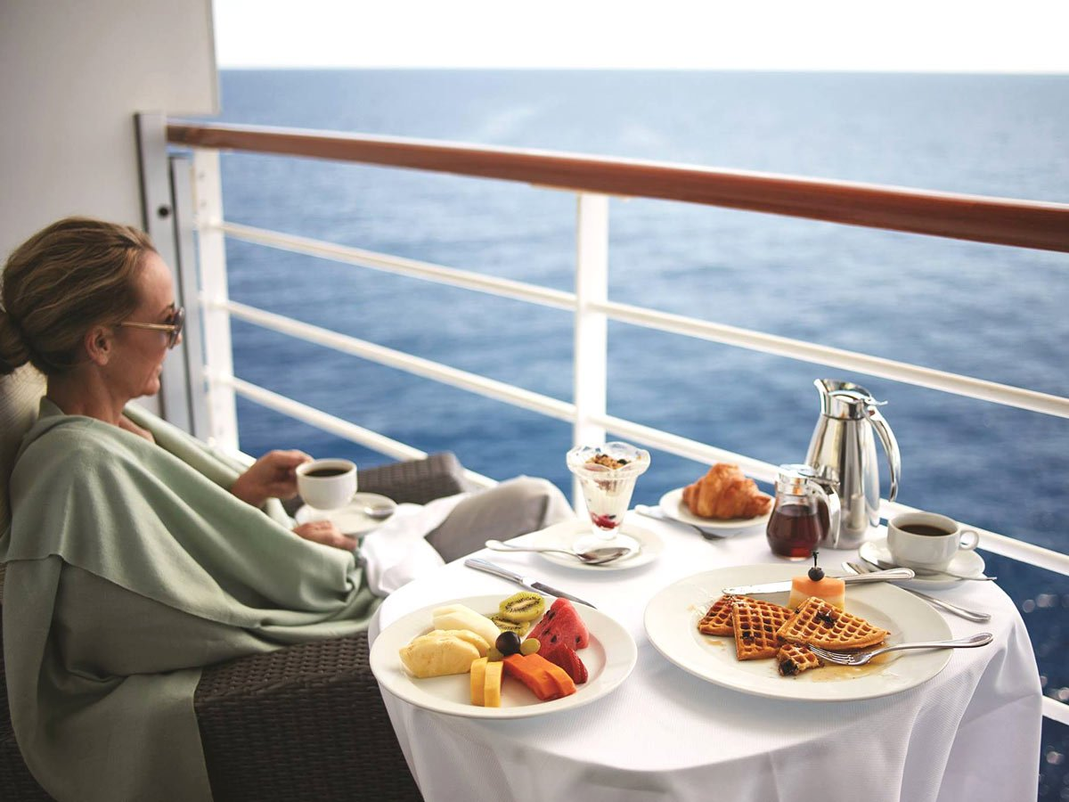 Best Cruise for Foodies