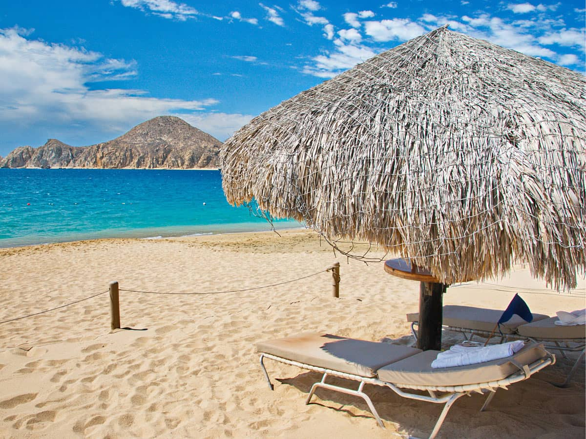 You'll love the beaches in Cabo San Lucas