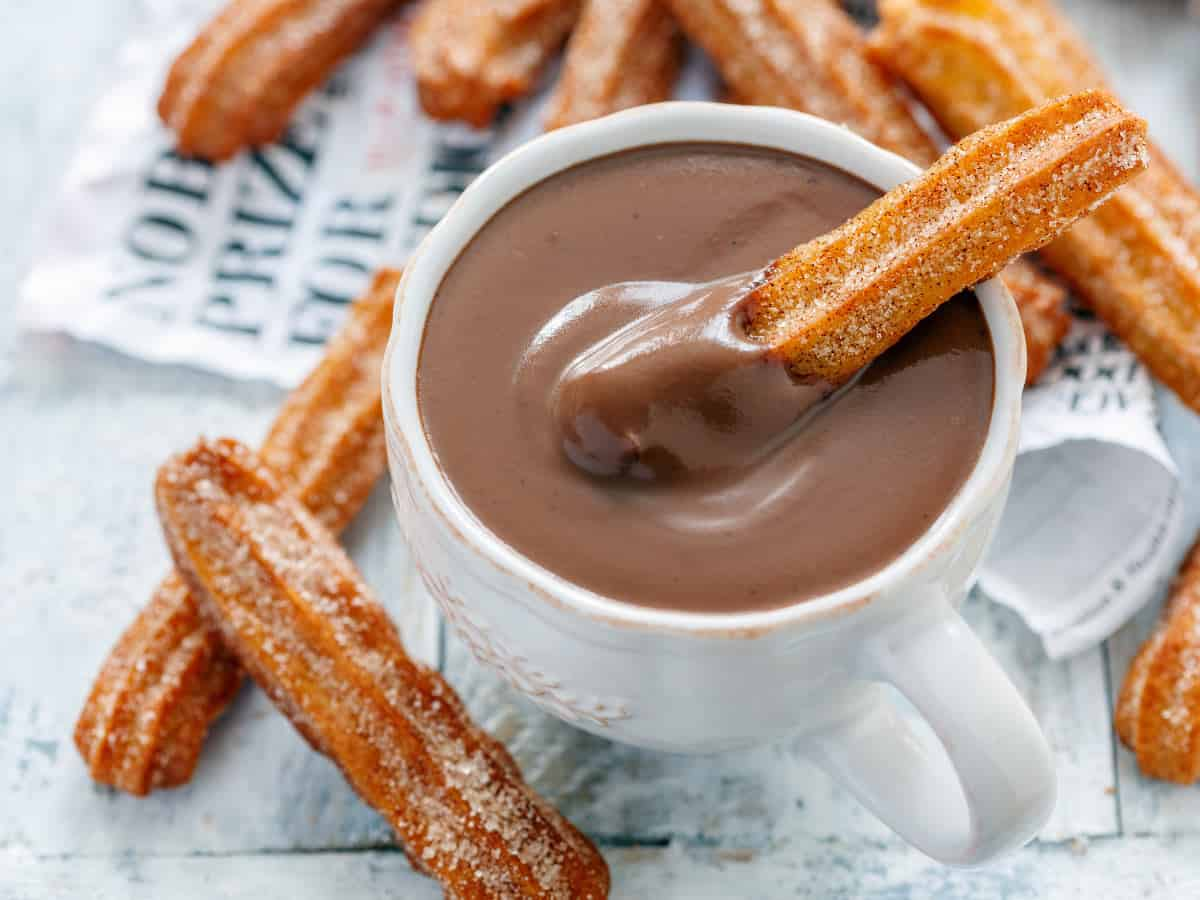 One of the sweetest Mexican food facts? Churros are better than doughnuts!