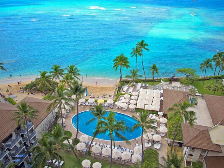 Halekulani Hotel Hawaii