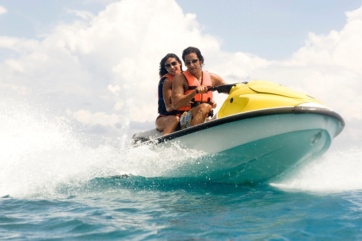 Have you tried jet-skiing in Cabo?
