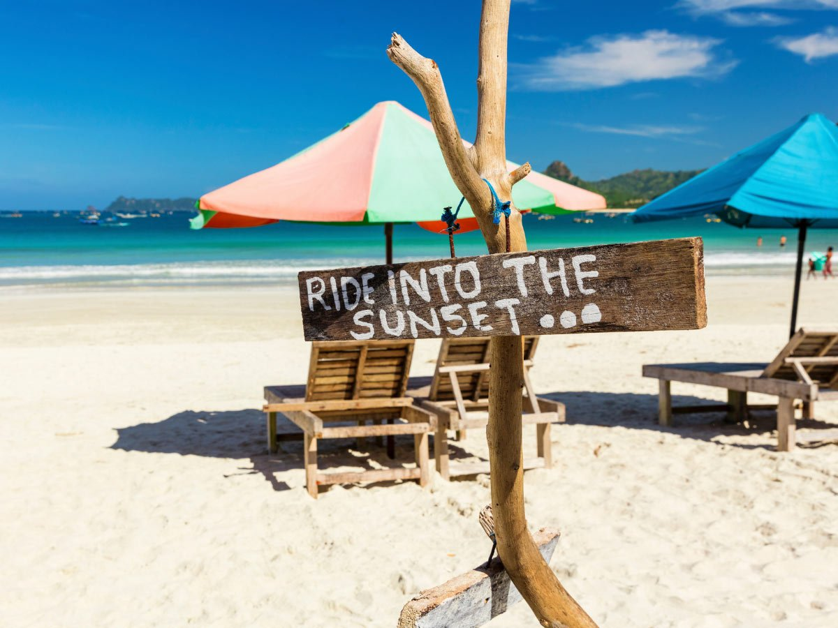 Tanjung Aan Beach is one of the best places to visit in Lombok