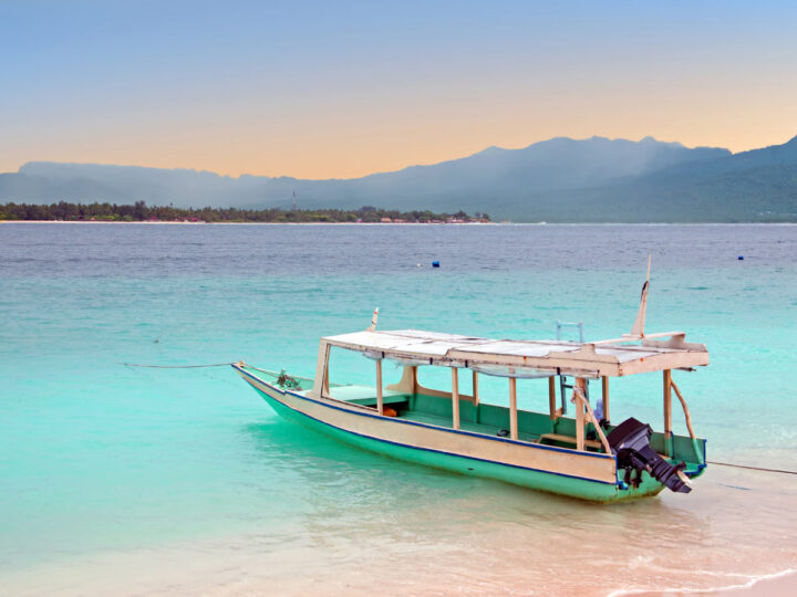 Lombok Attractions