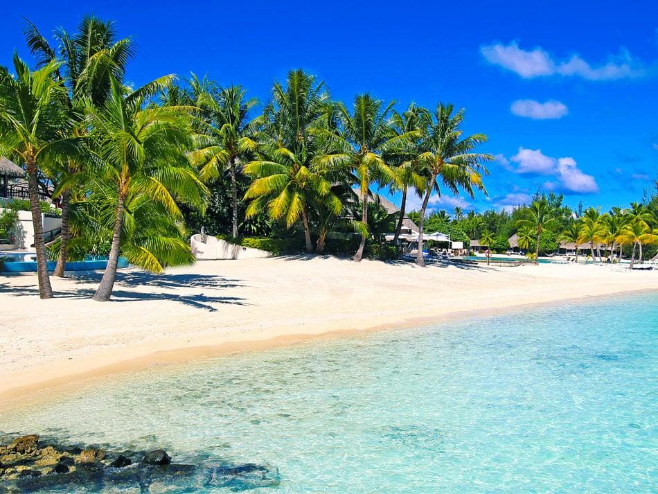 Matira Beach is one of the best beaches in Bora Bora