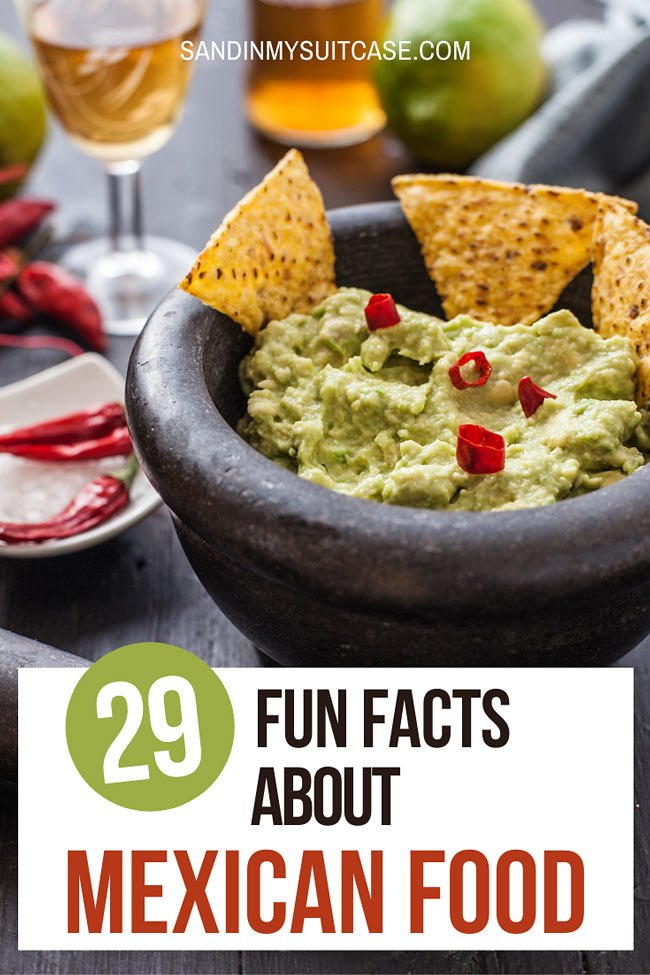 Mexico food facts