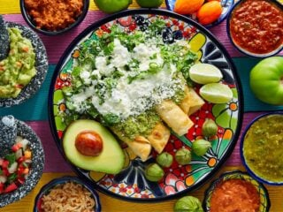 Facts About Mexican Food
