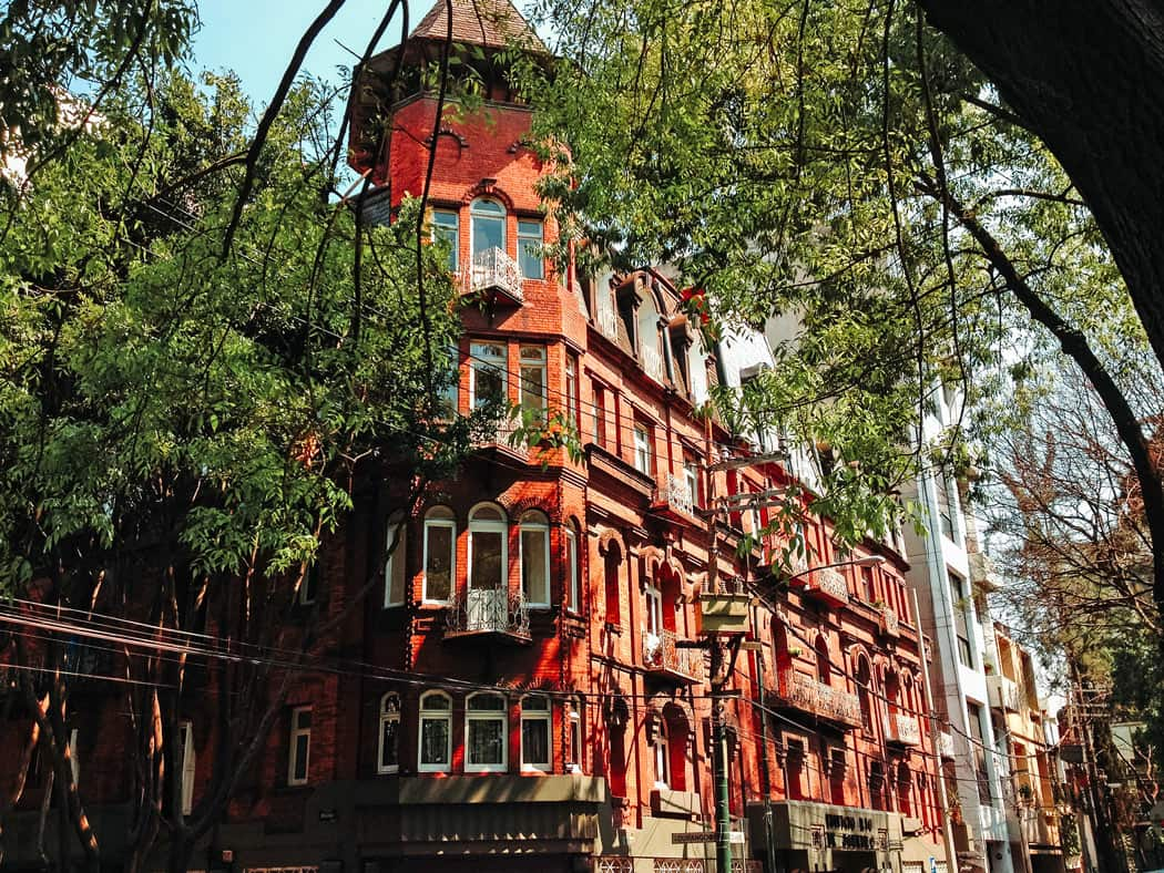 Strolling the leafy neighborhoods is one of the surprising things to do in Mexico City