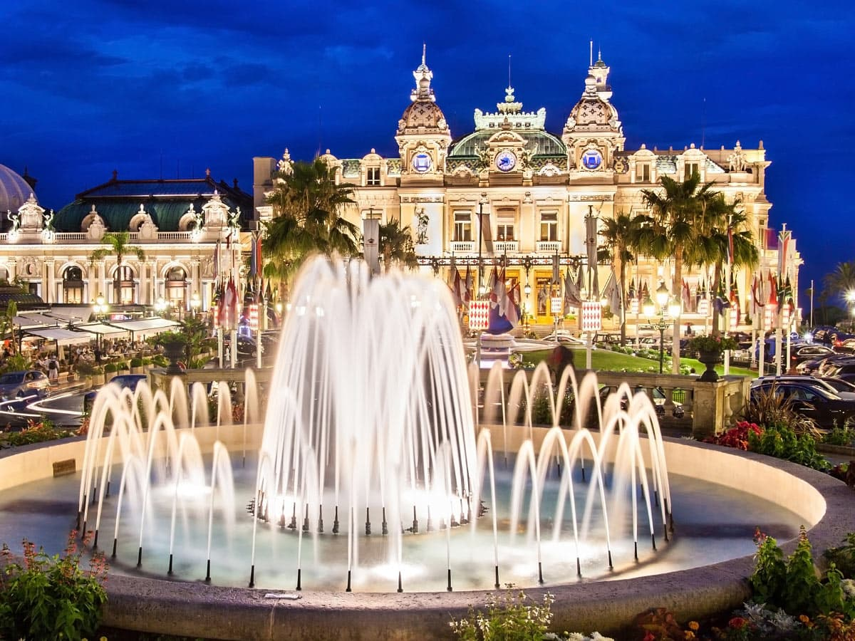 Monaco is one of the richest poker destinations in the world