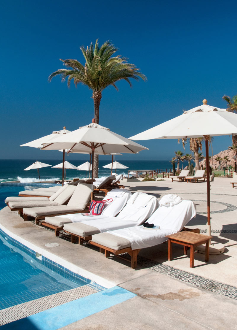 Summer in Cabo is a quieter time to visit.