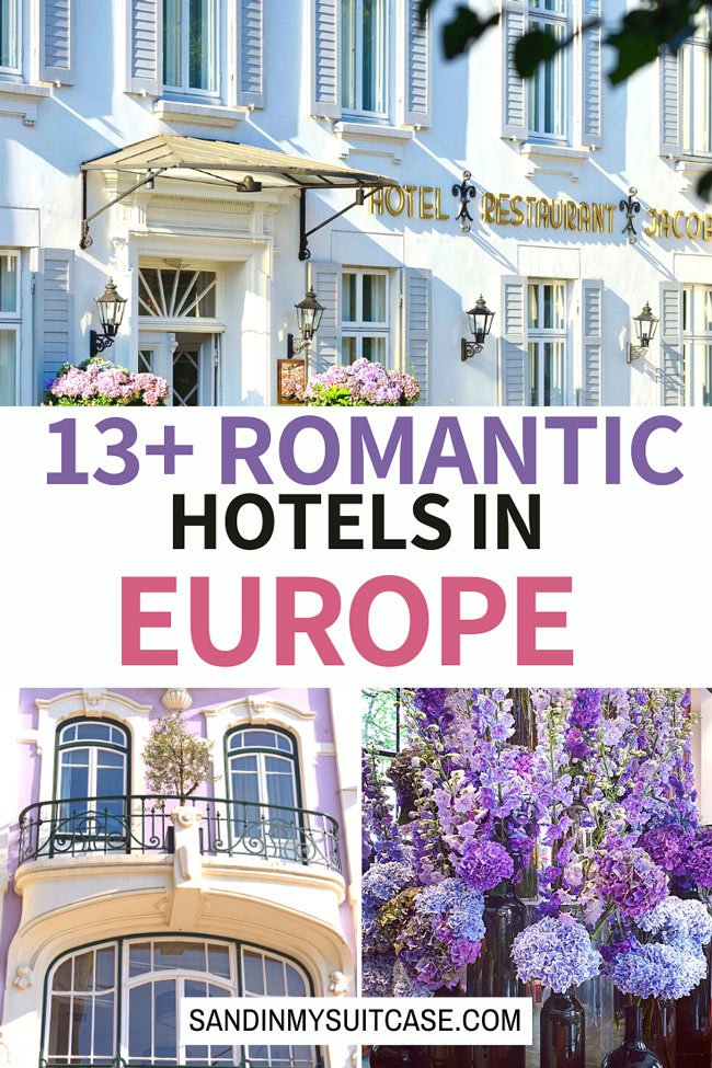 Romantic European Hotels