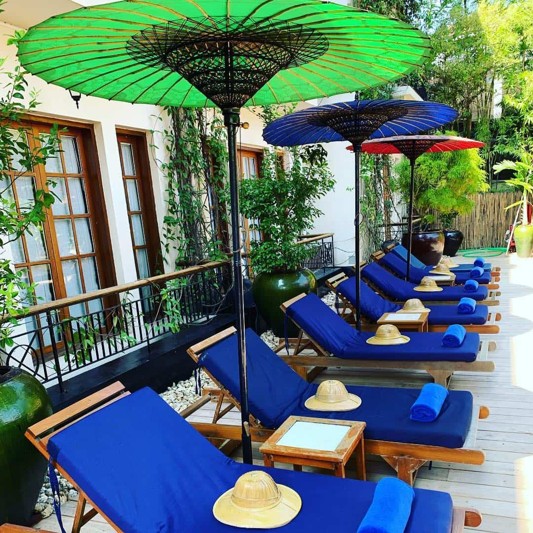 The Savoy Hotel is a boutique Yangon hotel with pool