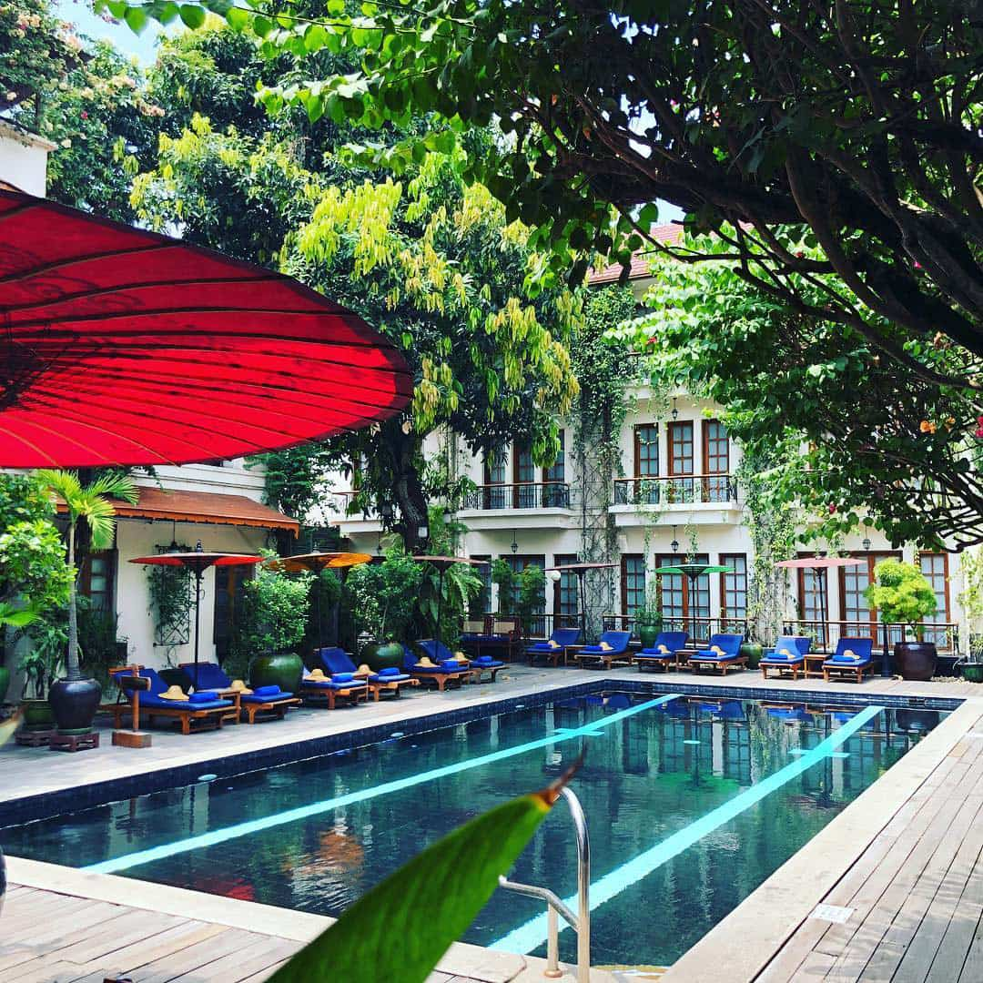 The Savoy Hotel is one of the best Yangon hotels